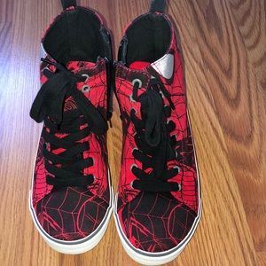 Boys Spider-Man sneakers